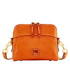 Dooney & Bourke Florentine Leather Cameron Crossbody - Neutrals