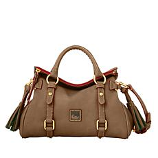 Dooney & Bourke Florentine Leather Small Satchel