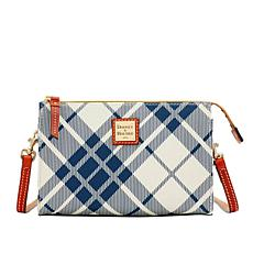 Dooney & Bourke Harding Janine Plaid Crossbody