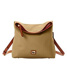 Dooney & Bourke Nylon Flapover Crossbody