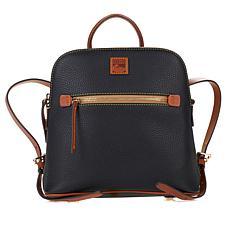 Dooney & Bourke Pebble Leather Backpack