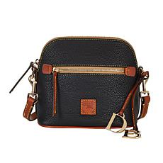 Dooney & Bourke Pebble Leather Domed Crossbody