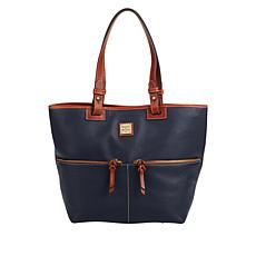 Dooney & Bourke Pebble Leather Shopper