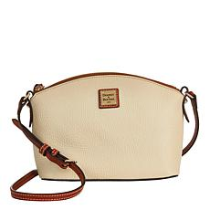Dooney & Bourke Pebble Leather Suki Crossbody