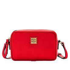 Dooney & Bourke Saffiano Leather Camera Crossbody Bag