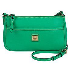 Dooney & Bourke Saffiano Leather Lola Pouchette Crossbody