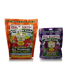 Dr. Earth 4lb All-Purpose Fertilizer w/1lb Root Starter