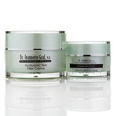 Dr. Jeannette Graf, M.D. Hyaluronic Skin Filler Duo