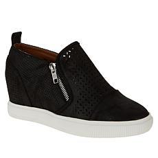 dv Dolce Vita Kassia Perforated Wedge Sneaker