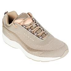 easy spirit Romy Mesh Lace-Up Walking Sneaker