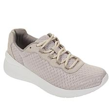 easy spirit Zip2 Lace-Up Walking Sneaker