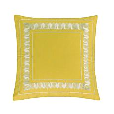 Echo Jaipur Embroidered European Sham