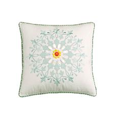 Echo Jaipur Square Pillow