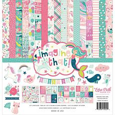 Echo Park Collection Kit 12X12 - Imagine That Girl