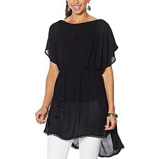 Echo Seaside Shirttail Caftan