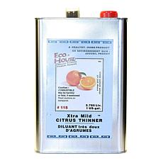 Eco-House Xtra Mild Citrus Thinner - 128 oz.