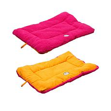 Eco-Paw Reversible Eco-Friendly Pet Bed
