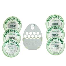 Ecoegg 6 Discs with Holder For Refrigerator