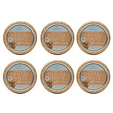 Elementa Silver Dental Mints 6-pack