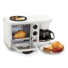 Elite Cuisine 3-in-1 Breakfast Center