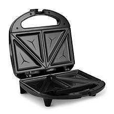 Elite Cuisine Sandwich Maker - Black