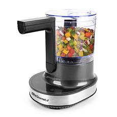 Elite Gourmet HoverChop 4-cup Touch Screen Food Chopper
