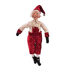 Ellery Elf Figurine