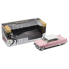 Elvis 1955 Pink Cadillac Fleetwood Series 60 (1:18 Scale)
