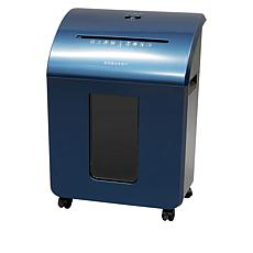 Embassy 10-Sheet Microcut Shredder with Safety Software