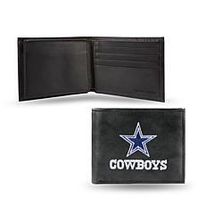 Embroidered Billfold - Dallas Cowboys