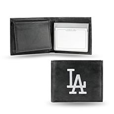 Embroidered Billfold - Los Angeles Dodgers