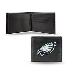 Embroidered Billfold - Philadelphia Eagles