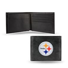 Embroidered Billfold - Pittsburgh Steelers