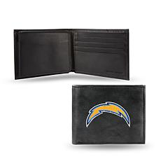 Embroidered Billfold - San Diego Chargers