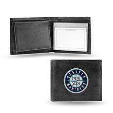 Embroidered Billfold - Seattle Mariners