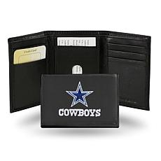 Embroidered Trifold - Dallas Cowboys