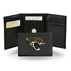 Embroidered Trifold - Jacksonville Jaguars
