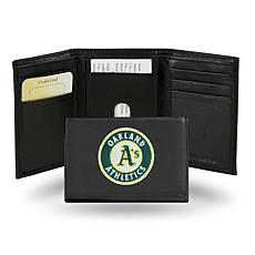 Embroidered Trifold - Oakland Athletics