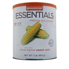 Emergency Essentials 1 lb. Can of Freeze-Dried Sweet Corn