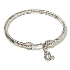 "Emma Skye Jewelry Designs ""Personal Charm"" Bangle"