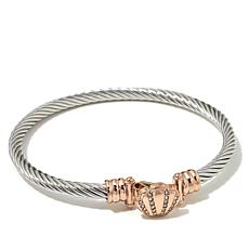 "Emma Skye ""She Shore Chic"" Seashell  Bangle"