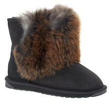 EMU Australia Stinger Mini Lava Water-Resistant Sheepskin Boot