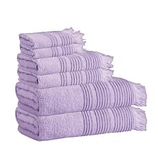 Enchante Home Ellen 6-piece Turkish Cotton Bath Towel Set