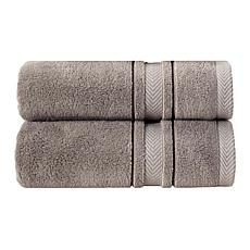 Enchasoft Turkish Cotton Bath Sheet 2-piece Set