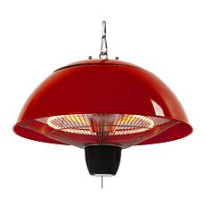 EnerG Infrared Hanging Electric Dome Style Outdoor Heater