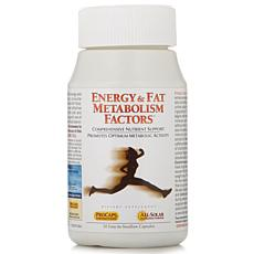Energy & Fat Metabolism Factors - 30 Capsules