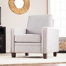 Entero Accent Chair - Dove Gray