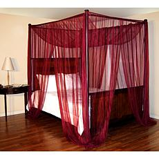 Epoch Palace 4-Poster Bed Fabric Canopy