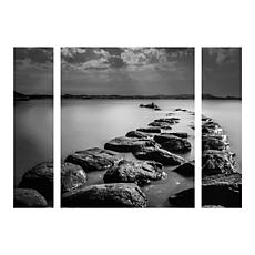 "Erik Brede ""Silent Water"" Multi-Panel Art - 30"" x 41"""