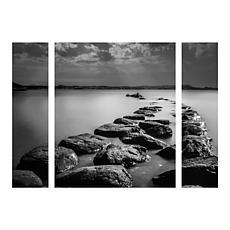 "Erik Brede ""Silent Water"" Multi-Panel Art - 30"" x 41"""
